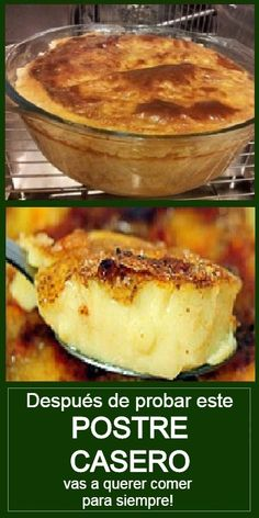 Mexican Food Recipes, Sweet Recipes, Dessert Recipes, Healthy Recipes, Low Fat Desserts, Delicious Desserts, Yummy Food, Bakery Cakes, Savoury Cake