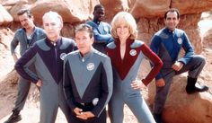 Galaxy Quest - Never give up! Never surrender!