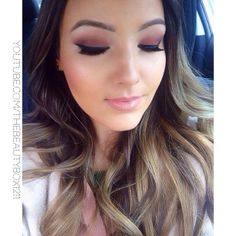 Repin for a tutorial on this look on my youtube ^.^