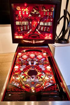 Bring Back the Arcade, A Custom Pinball Arcade Art Show Featuring Designs by Underground Artists