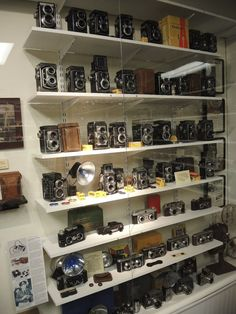 The ultimate vintage camera collection 01