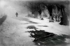 His Winter de Lucian Olteanu sur Art Limited
