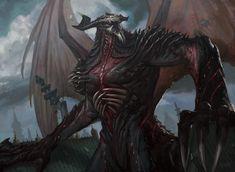 Withengar, the Demon.