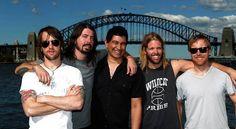 Foo Fighters - о группе, в активе которой целых 5 Грэмми