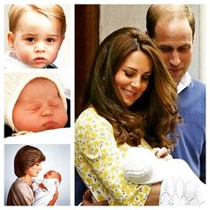 *PRINCESS CHARLOTTE ELIZABETH DIANA ~ of Cambridge