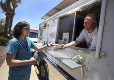 Healthier options hit the street at Tucson food trucks.