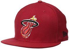 NBA Miami Heat Hardwood Classics Basic 59Fifty Cap/Hat, Red, Size 7 1/8 - New Era - Basketball. Available while supplies last!  http://www.amazon.com/dp/B0046HAG1Q/ref=cm_sw_r_pi_dp_6qb-wb19VEGN5