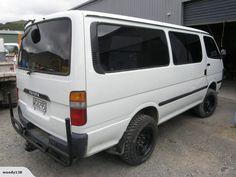 Toyota Hiace 1990 | Trade Me