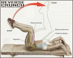How to Reverse Crunch