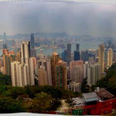 ♥ Hongkong Scape | China | Travel
