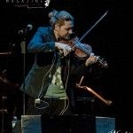 "David Garrett possesses a level of instrumental skill that demands respect.   His latest work ""Music,"" released in 2012, has such classics as , ""The Ninth Symphony,"" ""Ode To Joy,"" and ""We Will Rock You."" Garrett fired up the crowd early with ""We Are The Champions"" by Queen."