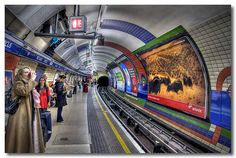 Piccadilly Circus - Piccadilly Line