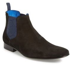 Ted Baker London 'Hourb 2' Midi Chelsea Boot (Men)