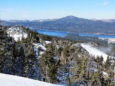 Beautiful winter vacation in Big Bear, Ca.