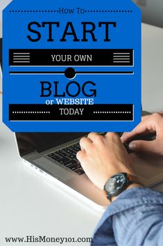 How to Start a Blog or Website today. Get started with easy steps and picture tutorial in 15 minutes. It's easier than you think it is.