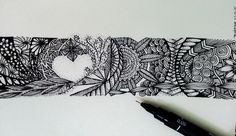 Zentangle | On Love (2015)