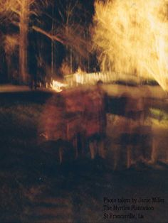 The Myrtles Plantation Haunted Photos | Real ghosts at the Myrtles Plantation?