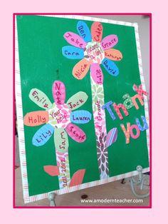 Parent Volunteer Gift