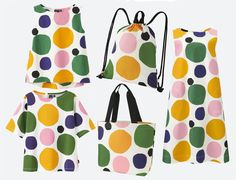 È in arrivo la collezione Marimekko per Uniqlo Marimekko, Uniqlo, Spring Summer 2018, Interior Design, Cool Stuff, Sewing, My Love, Blog, Dress
