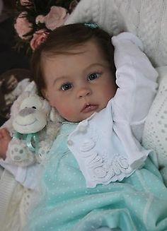 Kerrigan (named after Nancy Kerrigan) Reborn Child, Reborn Toddler, Reborn Baby Girl, Toddler Dolls, Child Doll, Reborn Baby Dolls, Real Life Baby Dolls, Life Like Babies, Lifelike Dolls