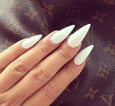 Pretty girly nails