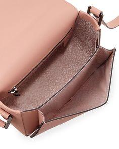 Longchamp Le Pliage Heritage Leather Crossbody Bag Leather Shoulder Bag, Shoulder Strap, Cowhide Leather, Longchamp, Leather Crossbody Bag, Neiman Marcus, Luxury Fashion, Bags, Totes