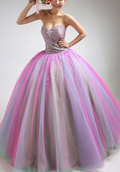 Love the tulle!