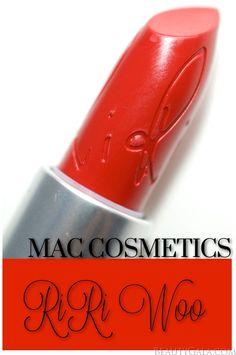 MAC Cosmetics RiRi Woo Lipstick
