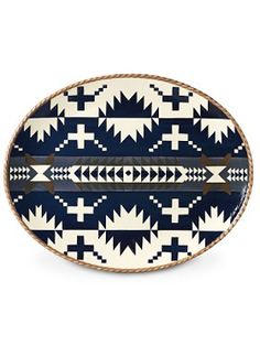 absolutely mad for this pendleton serving platter. $76