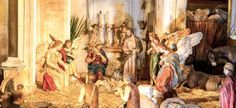 Nativity Set - Belenes y Figuras - Nativity Set Belenes Laravid