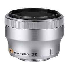 Nikon 1 NIKKOR 32mm f/1.2 (Silver) ** For more information, visit image link.