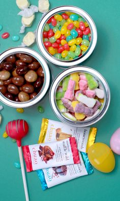 Candy Club experts study taste profiles, texture, color and aesthetic palettes so I get the best selection of candies every month!