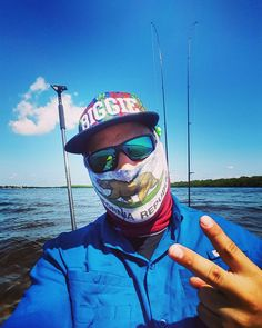 You won't ever catch me trying to impress or fit in. I do what want and I do it well.   #iknowilookcrazy #mymommathinksimcooltho #fishing #saltlife #outdoors #outdooradventurephotos #nobaddays #happy #workhardrelaxharder #dominicano #biggie #notoriousbig #cali by dominican_redneck