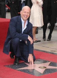 Bruce Willis  Hollywood Walk Of Fame