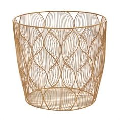 Juniper Metal Basket