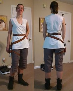 Rebel Legion :: View topic - Resistance Rey WIP (good tips and progress pics for an approved costume)