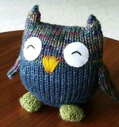 Ravelry: datura57's Little Owl