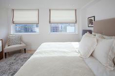 Penthouse Bedroom   JHR Interiors