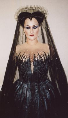 Diana Damrau as the Queen of the Night