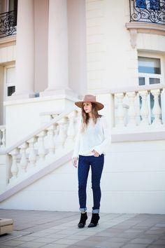 adenorah- Blog mode Paris: BLUE LEO