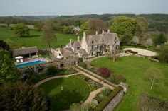Property Photography - Ed Shepherd Photography - Cotswold Stone - Hidden Hideaway - Country House - Swimming Pool - Beautiful View