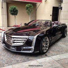 Hotor not? // Photo by: @speedsuspects // #supercarsforfree #Cadillac #Ciel