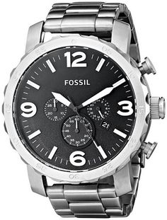 cool JR1353 Nate Chronograph Stainless Steel Watch - For Sale Check more at http://shipperscentral.com/wp/product/jr1353-nate-chronograph-stainless-steel-watch-for-sale/