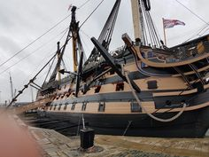 HMS Victory the first Dreadnought