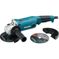Makita 10.5 Amp Corded 6 in. Angle Grinder