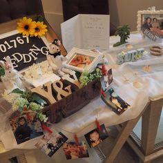 結婚式のウェルカムスペース装飾に使う定番アイテムリスト | marry[マリー]