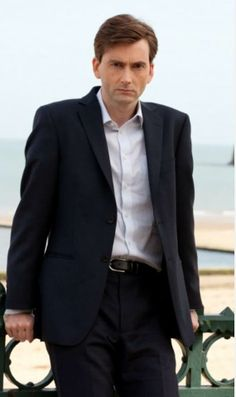 My idea of Cooper MacNeill. But of course, it's David Tennant!