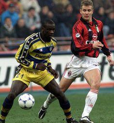 El defensa francés estuvo durante cinco años en el Parma: de 1996 al 2001. - foto 3 - MARCA.com