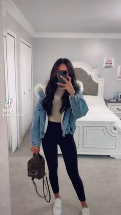Trendy Fall Outfits, Basic Outfits, Winter Fashion Outfits, Cute Casual Outfits, Look Fashion, Stylish Outfits, Spring Outfits, Winter School Outfits, School Appropriate Outfits