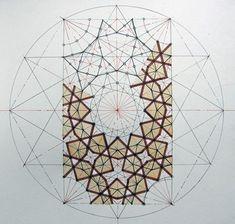 Islamic geometry.